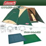 Coleman Tough Wide Dome IV300 Tent Start Package 2000017860 Coleman Lều Du Lịch Lều Dã ngoại Tent