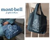 Mont Bell 40th Anniversary Eco Bag Shopping Bag Montbell túi Sinh học Ecobag Montbell xuất Nhật
