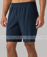 Lululemon Men's Pace Breaker Short LINERLESS 9 019333 Lululemon Quần Training Lululemon