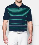 Under Armour Men's Golf Polo Shirt UA CoolSwitch Brassie Stripe 1298948 Under Armour VNXK Golfer