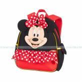 Samsonite Disney Ultimate S Backpack Minnie Classic 65819 Samsonite Ba lô trẻ em Ba lô mẫu giáo