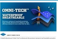 Giới thiệu công nghệ Omni Tech của Columbia