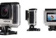 Thông tin về GoPro HERO4 4K với 30fps và Tích hợp màn hình c