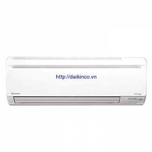 Điều hòa treo tường 1 chiều Inverter Daikin FTKS71GVMV 24000BTU R410