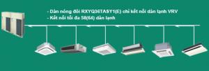 Dàn nóng 2 chiều điều hòa trung tâm Daikin VRV IV RXYQ36TASY1(E) 36HP
