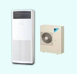 Điều hòa tủ đứng 1 chiều Inverter Daikin FVQ140CVEB 48,000BTU 3 pha