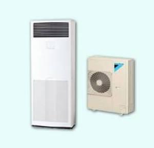 Điều hòa tủ đứng 2 chiều Inverter Daikin FVQ71CVEB 24,000BTU