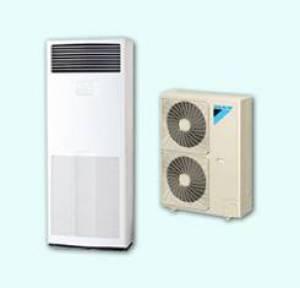 Điều hòa tủ đứng Daikin 2 chiều Inverter FVQ125CVEB 43,000BTU 3pha