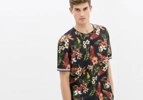 Áo thun họa tiết 'độc+đẹp' cho nam