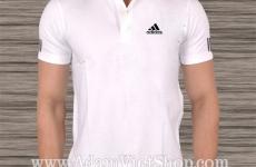Áo thun Nam Adidas đẹp/ Áo phông Nam Adidas cổ trụ