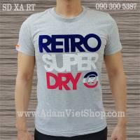 SuperDry Retro màu xám