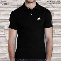 Áo thun nam Adidas đen