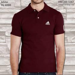Áo thun nam Adidas đỏ