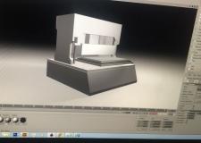 Video thiết kế máy ép kính điện thoại OCA 1.0