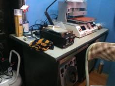 Lắp đặt bộ máy ép kính tại Hưng Yên