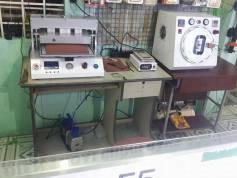 Lắp đặt bộ máy ép kính tại Vĩnh Phúc