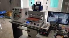 Lắp đặt bộ máy ép kính tại Vĩnh Long