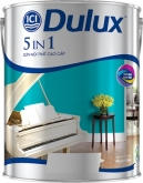 Sơn Dulux Nội Thất Cao Cấp 5in1