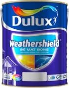 Sơn Dulux Ngoại Thất Weathershield  bề mặt bóng - 5 Lít
