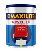 Sơn Maxilite trong nhà kinh tế - 18L