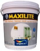 Sơn nội thất siêu trắng Maxilite - 5L