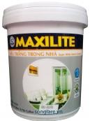 Sơn Maxilite nội thất siêu trắng  - 18L