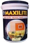 Sơn Maxilite nội thất mầu- 5L