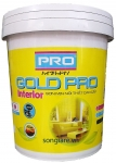 Gold Pro sơn nội thất cao cấp Nhật Bản - 18L