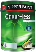 Sơn nội thất Nippon Odour- less all in 1