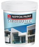 Sơn ngoại thất Nippon Supper Matex - 18L