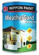 Sơn ngoại thất Nippon Paint Weathergard - 5L
