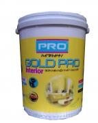 Gold pro sơn nội thất cao cấp nhật bản - 5L