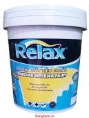 Relax sơn nội thất tiêu chuẩn - 18L