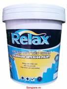 Sơn Relax nội thất tiêu chuẩn - 5L