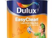 sơn Dulux lau chùi hiệu quả