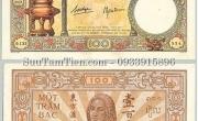 Bí mật về tiền xưa của Việt Nam, tiền Đông Dương thuộc pháp theo từng năm tháng