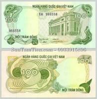 100 Dong 1970
