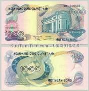 1000 đồng hoa văn 1971