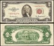 2 usd 1953 mới 95-100%