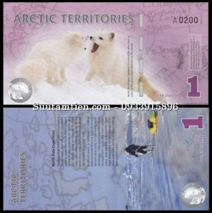 Arctic Territories 1 Polar Dollars 2012