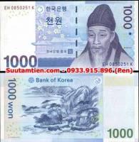 Hàn Quốc - Korea 1000 Won 2007