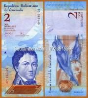 Venezuela 2 Bolivares 2008