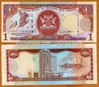 Trinidad and Tobago 1 Dollar 2006