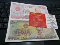 Tiền seri ngày tháng năm sinh
