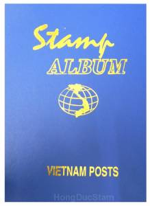 Album sưu tầm tem 15x18cm