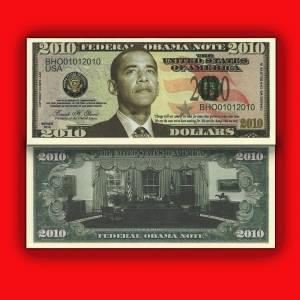 Tiền kỷ niệm đô la Obama