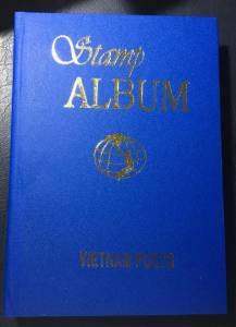 Album tem chứa được trên 500 con tem