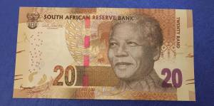 south african- 20 rand