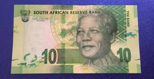 south african- 10 rand