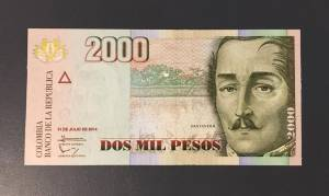colombia 2000